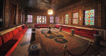 Mohamed Ali palace room
