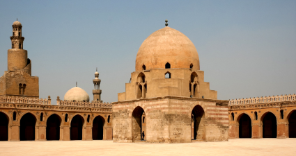 The Mosque of Ibn Tulun