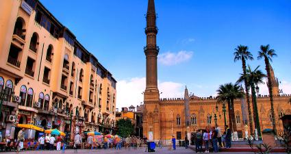 bazaar of khan el khalili