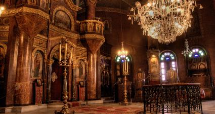 Iglesia Cairo Copto