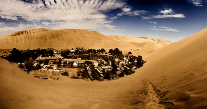Oasis del Fayoum