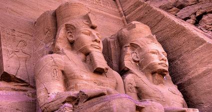Entrada Abu Simbel