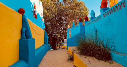 Paseo Poblado Nubio