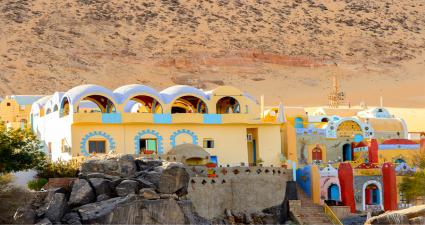 Vistas Poblado Nubio