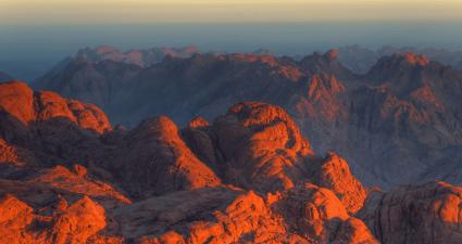Monte Sinaí
