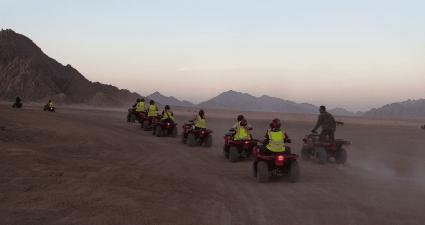 Excursion en quads