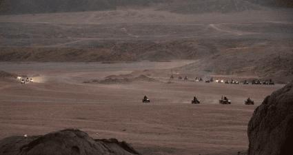 Vistas desierto