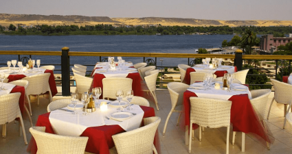 tolip hotel aswan views