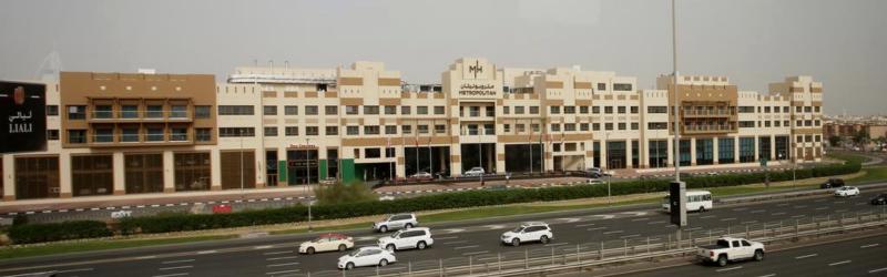 Metropolitan Dubai hotel