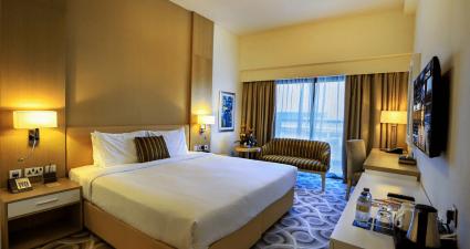 Metropolitan Dubai room