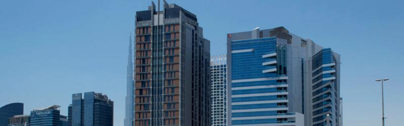 Gulf Court Business Bay hotel