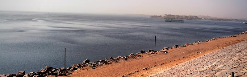 Aswan Dam & Obelisk