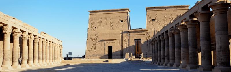 Aswan Dam, Obelisk & Philae Temple
