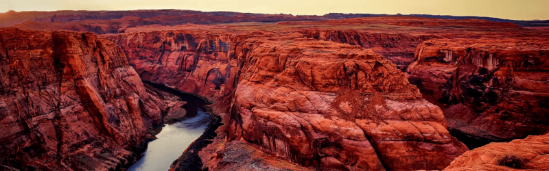 The Colored Canyon
