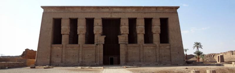 Templos de Denderah y Abidos
