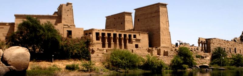 Visita al Templo de Filae, Obelisco Inacabado y la Presa de Aswan