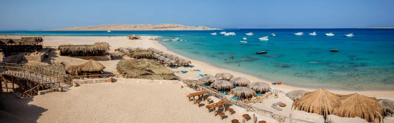 Excursión a la Isla de Mahmya