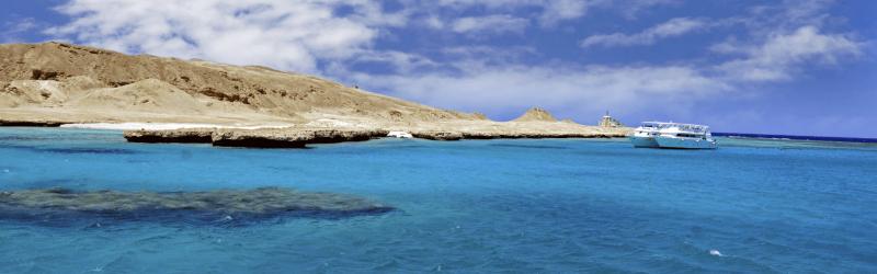 Excursión a la Isla de Giftun