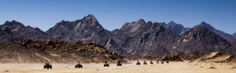 Safari en Quad + Cena Bedouina