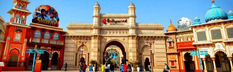 Entrada a Dubai Parks & Resorts